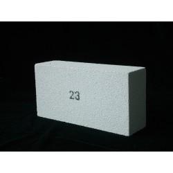 Vuurvaste isolatiesteen 1260° graden (type-23)