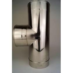 T-rör, 90°, Ø250-300mm