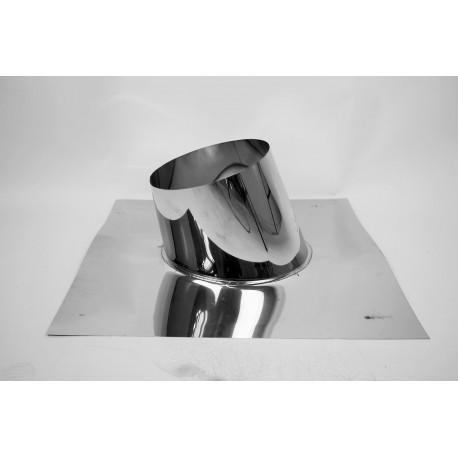 Takgenomföring, Ø150-200mm, Taklutning 5°-20°