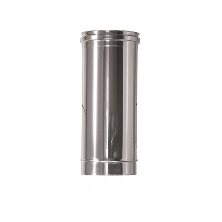 Rökrör Ø200mm, L: 500mm