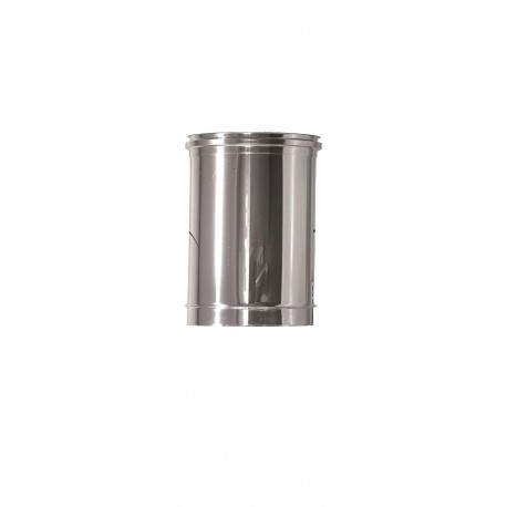 Rökrör Ø150mm, L: 250mm