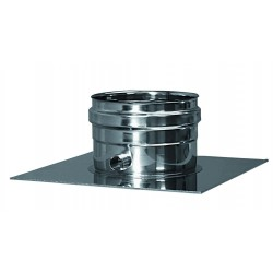 Rökkanal RFs, kondensavloppstycke (nisbus) diameter Ø 250