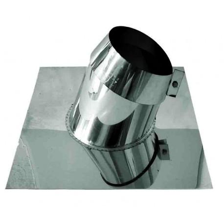 Takgenomföring, Ø150mm, taklutning 5°-20°