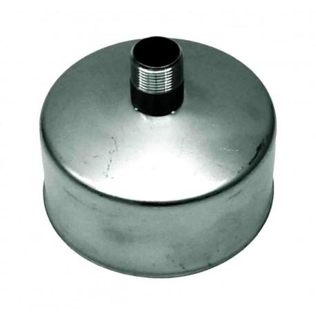 Lock till rökrör med kondensavlopp Ø250mm