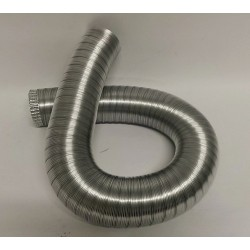 Flexibelt aluminiumrör Ø180mm (3 meter)