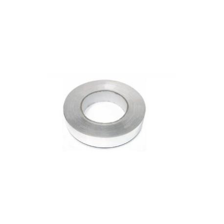Tape aluminium naturel 50m, 25mm