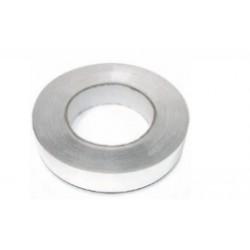 Tape aluminium naturel 50m, 50mm