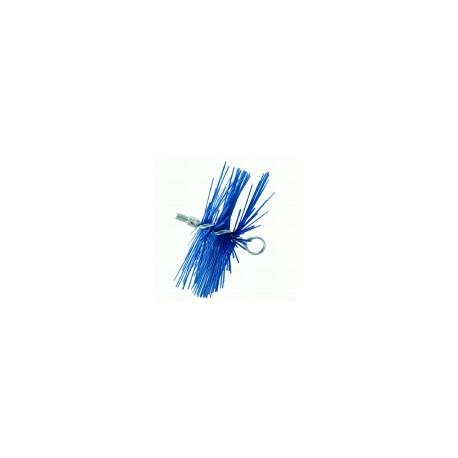Borstel nylon rond, 180mm