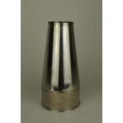 Konisk huv, öppen, Ø100-150mm