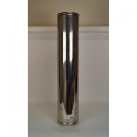 Skorstensrör, Ø400-450, L: 1000mm