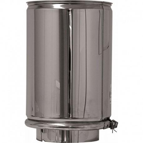 Skorstensrör, Ø400-450, L: 250mm