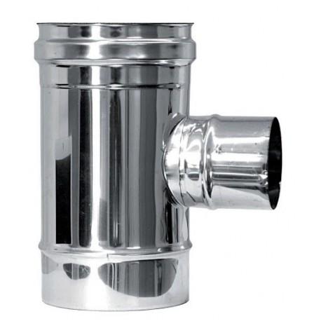 T-rör Ø140mm (tillval av öppning).