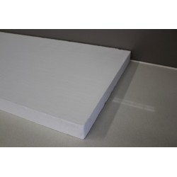 Kalciumsilikatplatta 500x500x25mm.