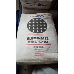 Eldfast murbruk (25 kg säck)