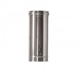 Rökrör / Kaminrör Ø160mm, L: 500mm
