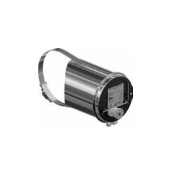 Dragregulator Ø150-300mm för befintligt rökrör.