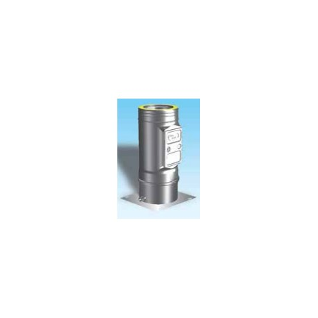 Inspektionselement med kondensavlopp Ø250-300mm