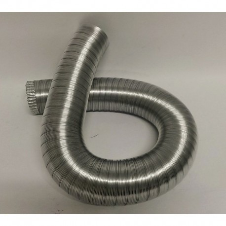 Flexibelt aluminiumrör Ø110mm (3 meter)