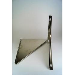 Monteringsbygel triangel Ø120mm