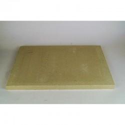 Eldfast platta 500x220x28mm