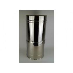 Dubbelväggigt stålrör diameter Ø160-210 250 mm
