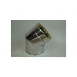 Dubbelväggigt stålrör diameter Ø160-210