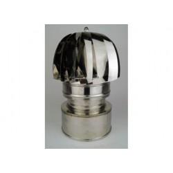 Dubbelväggsrör aspiromatisk, diameter Ø160-210.