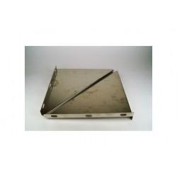 Triangelfäste för stolkonstruktion Ø190mm.