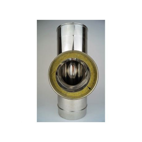 T-stycke 90° Ø160-210mm