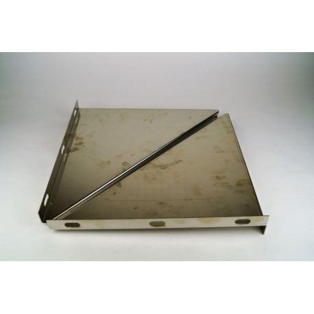 Triangelfäste för stolkonstruktion Ø130mm.