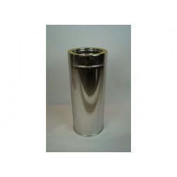 Skorstensrör, Ø150-200, L: 500 mm.