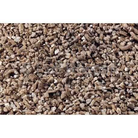 Vermiculite korn grov 0-5mm (100 liters påse)