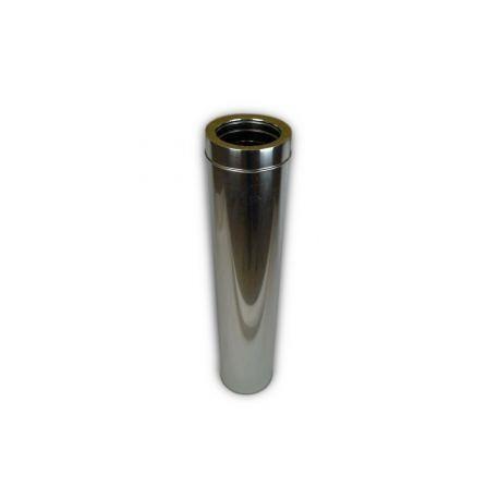 Skorstensrör, Ø300-350mm, L: 1000mm
